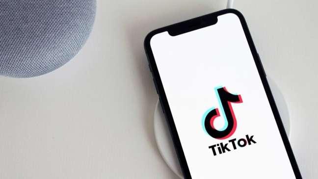 App do TikTok