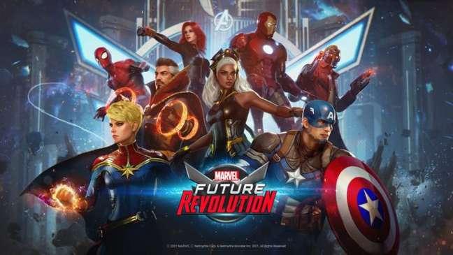 Marvel Future Revolution chega já em agosto
