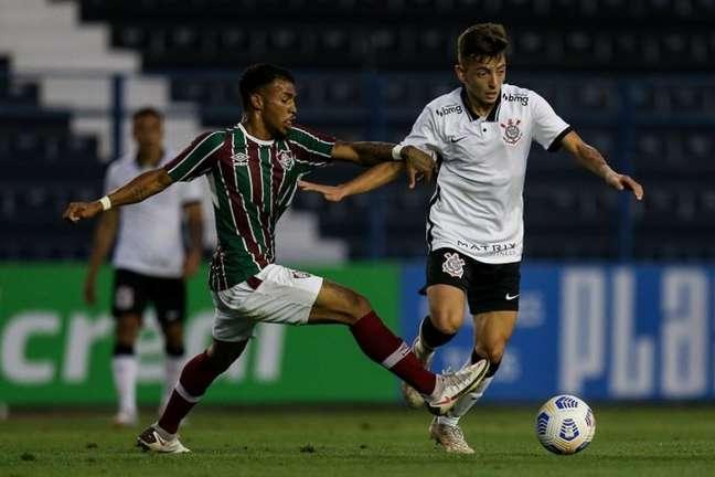 Corinthians e Fluminense empataram em 1 a 1 nesta terça-feira (Foto: Marco Galvão/Ag. Corinthians)