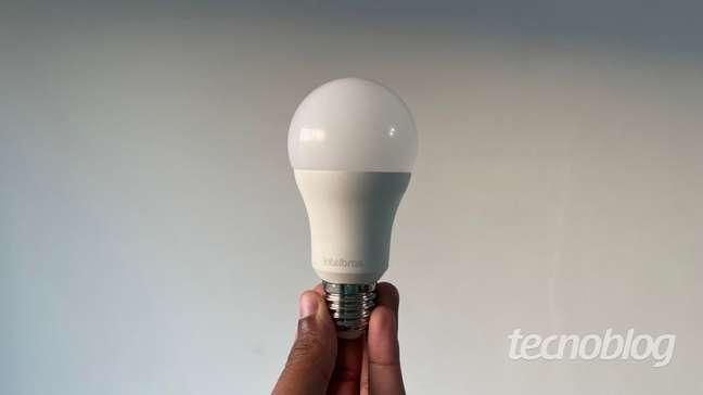 Smart Lâmpada Intelbras EWS 410
