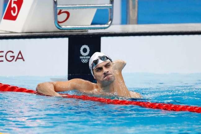 Leo de Deus ficou em 6º na final dos 200m borboleta (Foto: Sátiro Sodré / CBDA)