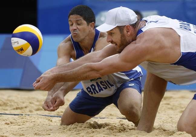 Alison e Álvaro Filho jogam nos Jogos Olímpicos de Tóquio