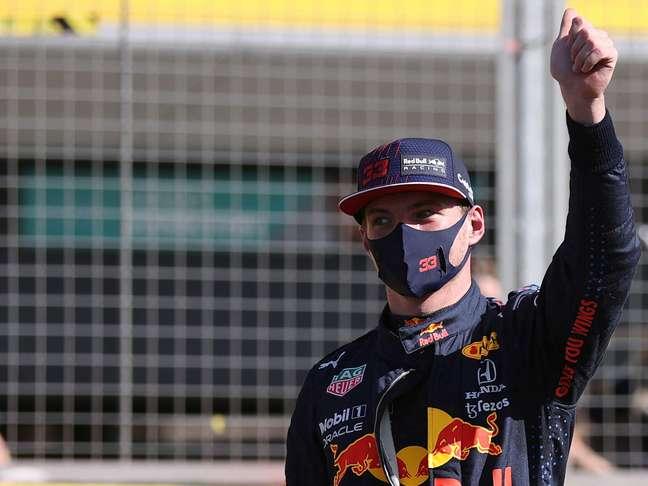 Verstappen está de volta na Hungria (Photo by LARS BARON / various sources / AFP)