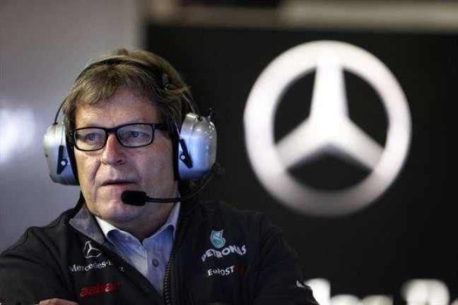 Norbert Haug contou segredos dos dias de McLaren-Mercedes