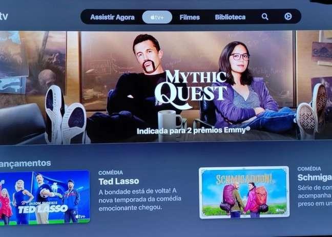 Apple TV+ no PlayStation 5