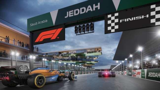 A Fórmula 1 vai correr na Arábia Saudita em 5 de dezembro