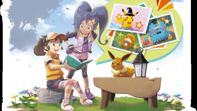 New Pokémon Snap é um dos jogos Pokémon disponíveis no Nintendo Switch