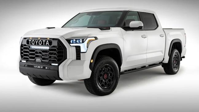 Renderização da futura Toyota Hilux feita na Austrália.