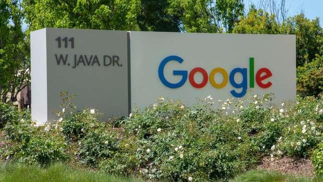 Escritório do Google em Sunnyvale, na Califórnia