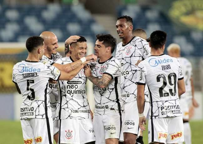 Corinthians vem de vitória contra o Cuiabá, na última segunda-feira (26) (Foto: Rodrigo Coca/Ag. Corinthians)