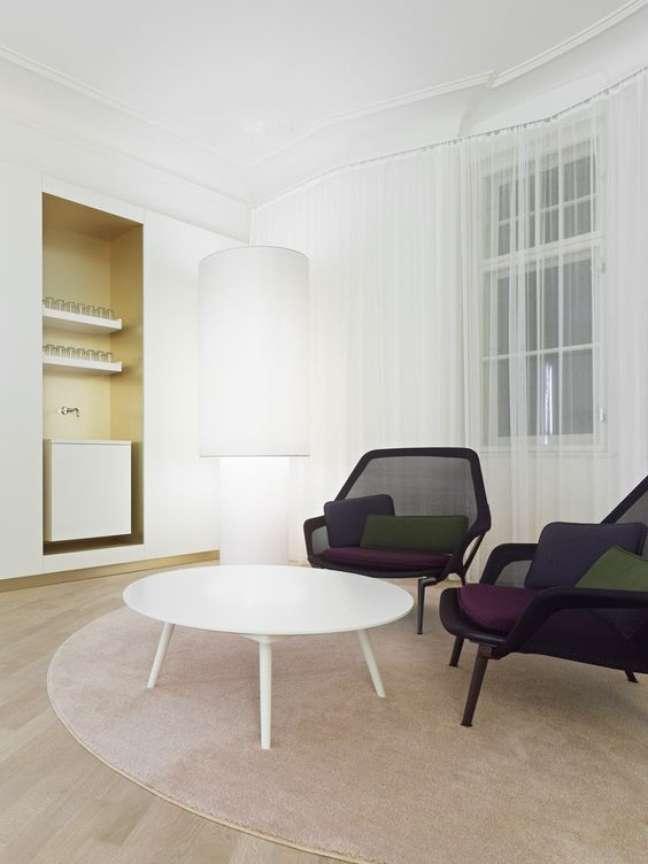 19. Sala de espera para escritório – Foto Referans