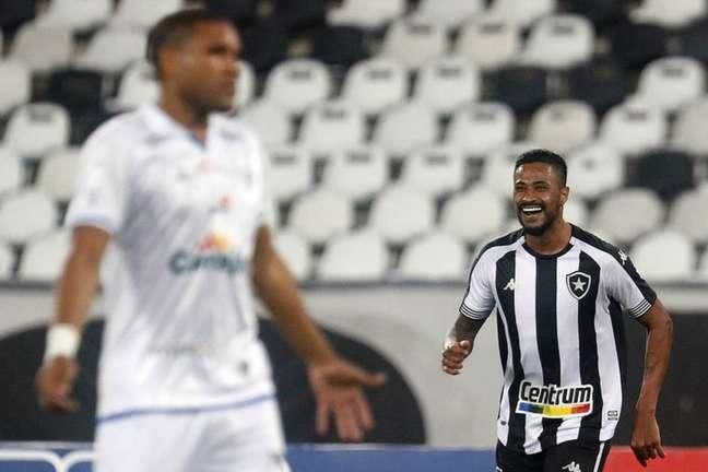 Diego Gonçalves é atacante do Botafogo (Foto: Vítor Silva/Botafogo)