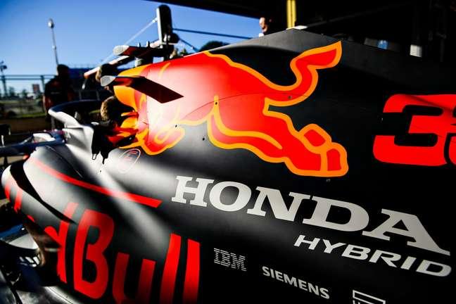 A Honda decidiu que vai deixar a Fórmula 1 após a temporada 2021