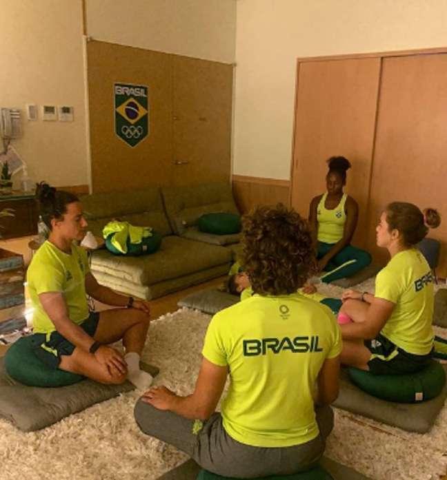 Jogos Olímpicos: como manter o bem-estar durante a competição; entenda