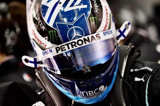 Valtteri Bottas parece estar mesmo no fim do ciclo com a Mercedes na F1