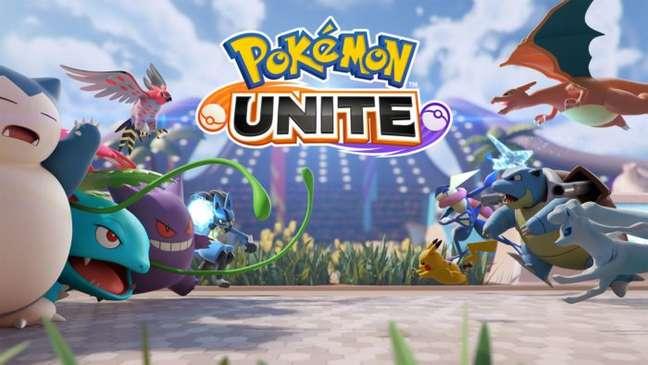 Pokémon Unite é o jogo no estilo MOBA dos monstrinhos de bolso