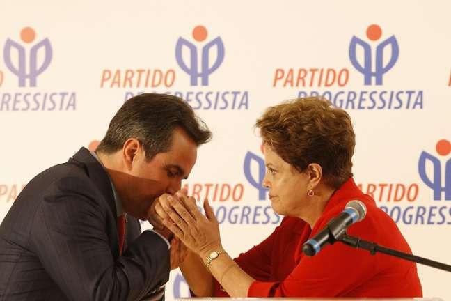 Ciro Nogueira anuncia apoio à reeleição da presidente Dilma Rousseff