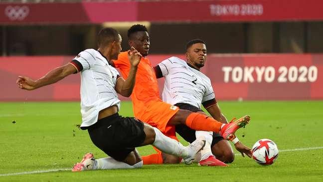 Alemanha e Costa do Marfim ficaram no empate nesta quarta-feira nos Jogos Olímpicos de Tóquio Amr Abdallah Dalsh/Reuters