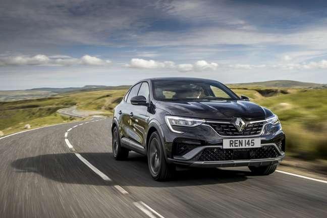 Renault Arkana: SUV cupê pode ser produzido no Brasil.