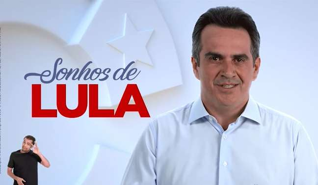 Nogueira apoiou Lula em sua campanha local