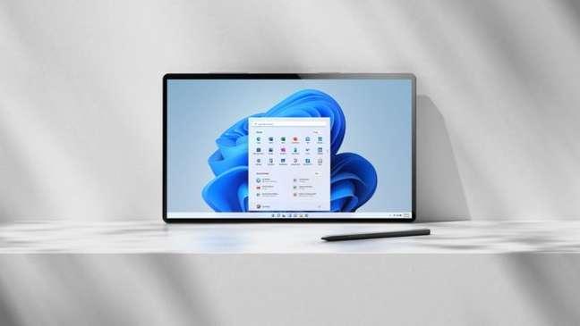 PC rodando Windows 11