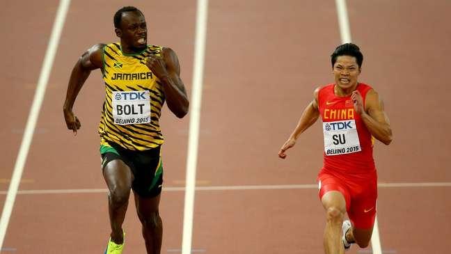 O velocista chinês Bingtian Su acredita que a barreira dos 10 segundos é principalmente um desafio psicológico