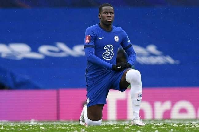Zouma é alvo do West Ham na próxima temporada (AFP)
