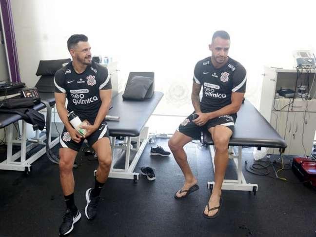 Reforços vão mudar o patamar do setor ofensivo do Corinthians (Foto: Rodrigo Coca/Ag. Corinthians)