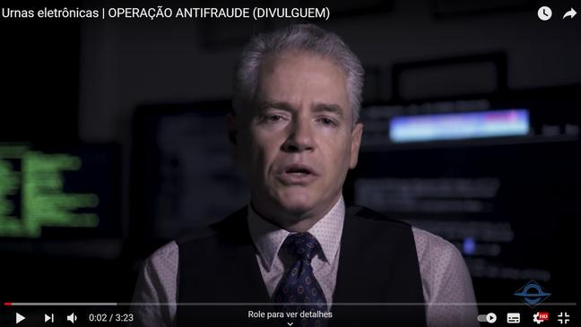 Em vídeo, Hugo Hoeschl alega ter evidências de alta probabilidade de fraude nas urnas