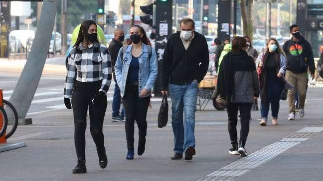 São Paulo pode registrar temperatura mais baixa do século nos próximos dias
