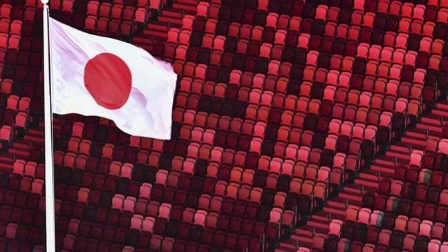 Olimpíada de Tóquio já soma 200 casos de covid-19 (ANTONIN THUILLIER/AFP)
