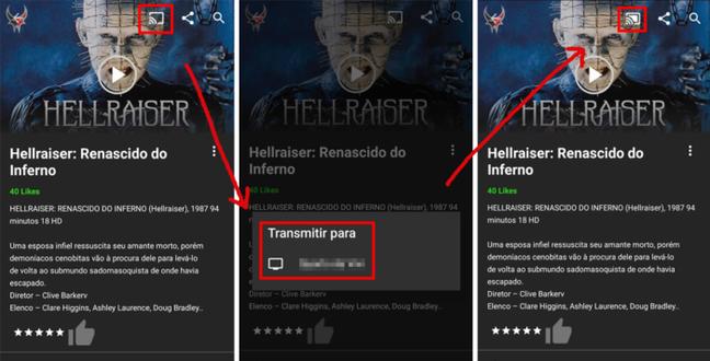 Como assistir Darkflix na TV via app