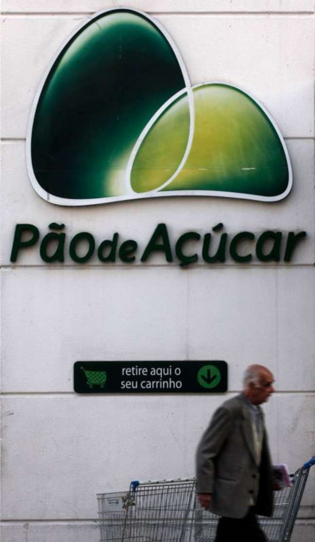 Fachada de loja do Pão de Açúcar, em São Paulo. 28/6/2011. REUTERS/Nacho Doce