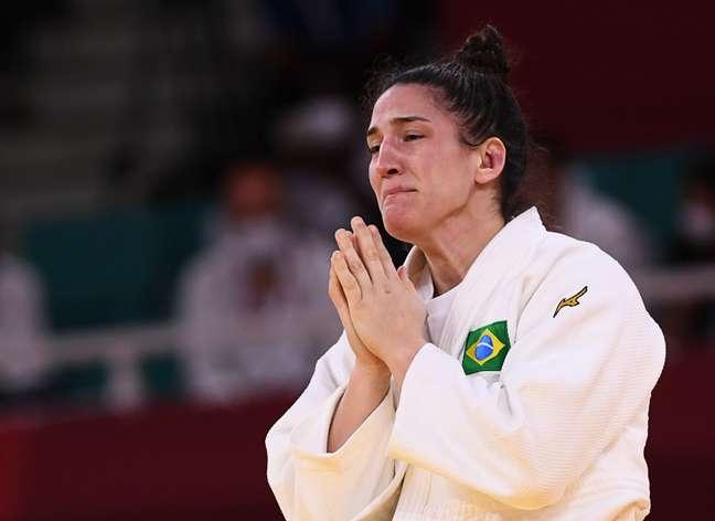Mayra Aguiar conquista o seu 3º bronze olímpico em Tóquio