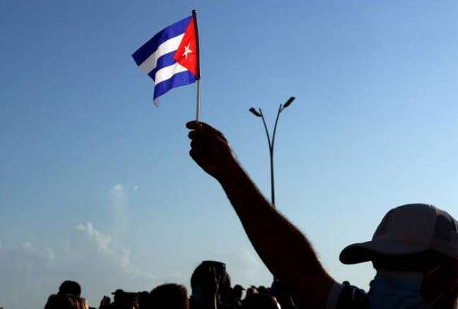 Protestos em Cuba ocorreram em diversas cidades