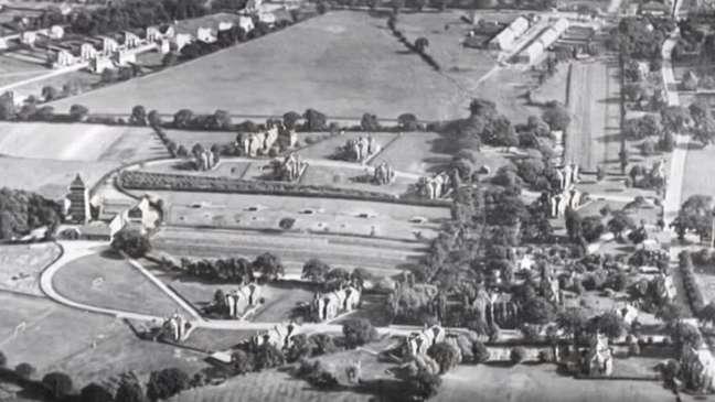 Foto de arquivo mostra o lar infantil de Shirley Oaks, administrado pelo bairro de Lambeth
