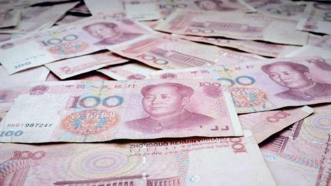 Iuan digital é CBDC do banco central da China