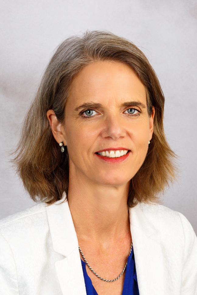 Jane Gilbert foi nomeada 'chefe de calor' em Miami
