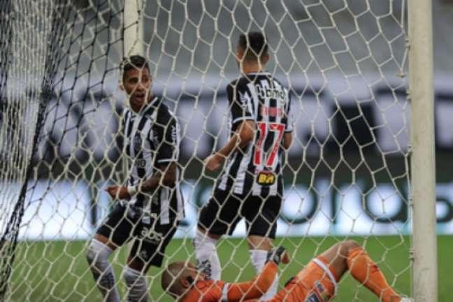 O Galo voltou a derrotar o Bahia no Mineirão, nesta quarta-feira (Pedro Souza/Atlético-MG)