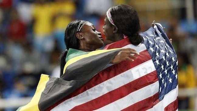 O 100m continua sendo um duopólio EUA-Jamaica
