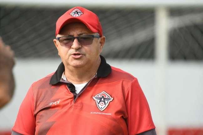 Kely Pereira/FC Atlético