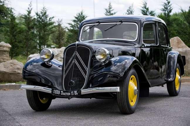Citroën Traction Avant 1939.