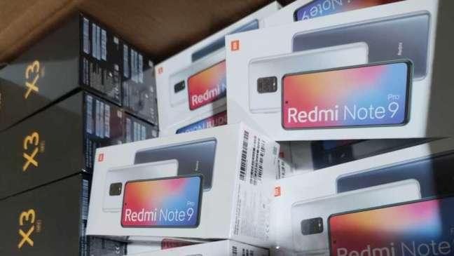 Redmi Note 9 e Poco X3 da Xiaomi