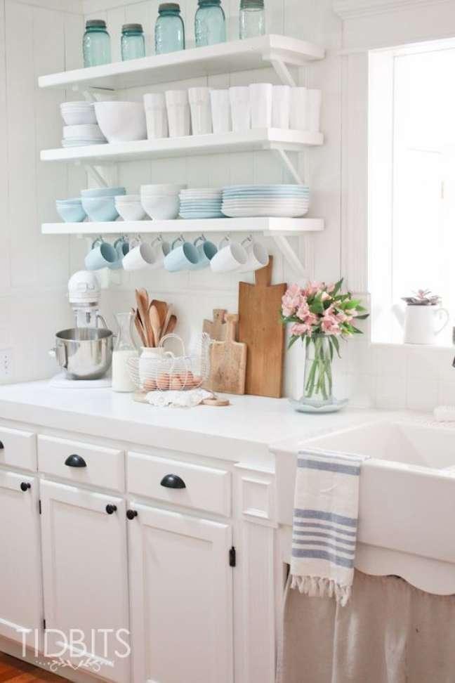 7. Lista de utensílios de cozinha simples e charmosa – Foto Pinterest