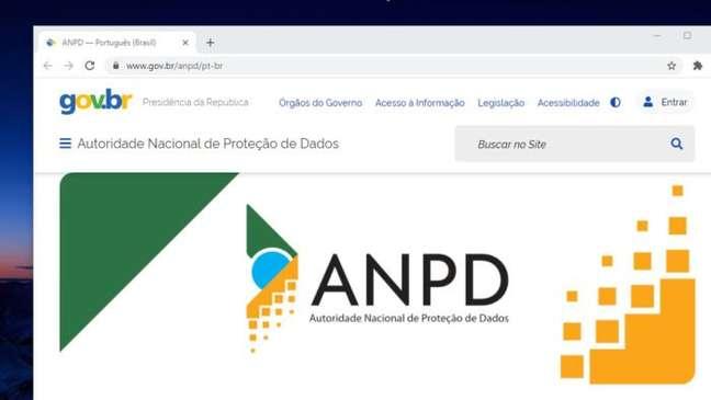 ANPD (Autoridade Nacional de Proteção de Dados) (