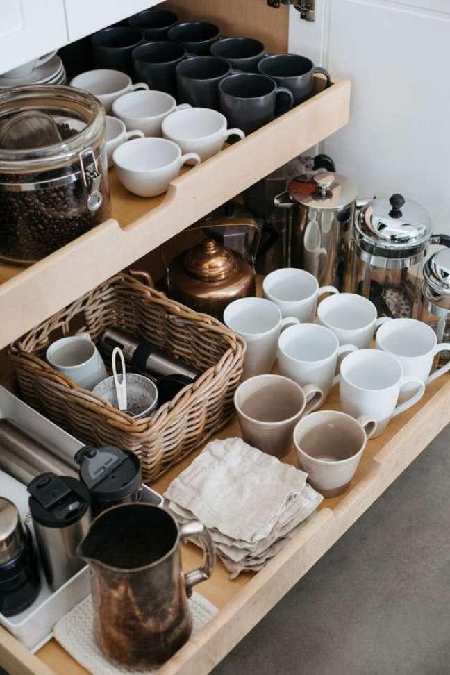10. Lista de utensilios de cozinha simples que não podem faltar – Foto Pinterest