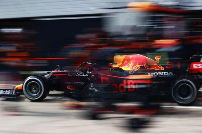 Red Bull confirmou demissão de funcionário