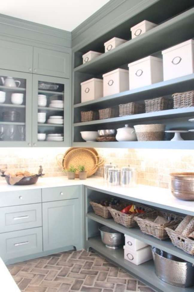 17. Lista de utensilios de cozinha profissional e organizada – Foto Love And Renovations