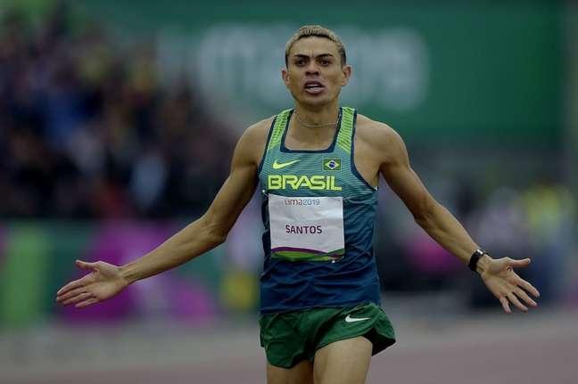 Altobeli da Silva não avançou à final dos 3000m com obstáculos nos Jogos Olímpicos de Tóquio (Foto: Wander Roberto / COB)