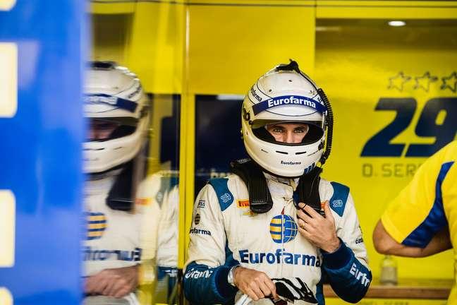 Daniel Serra agora lidera com 159 pontos o campeonato da Stock Car